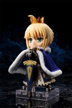 Fate/Fate/Grand Order/キューポッシュ Fate/Grand Order セイバー/アルトリア・ペンドラゴン PVC塗装済み可動フィギュア
