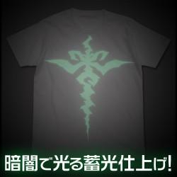 Fate/Fate/Apocrypha/黒のセイバー 紋様Tシャツ