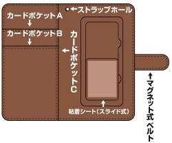 ナイツ&マジック/ナイツ&マジック/銀鳳騎士団 手帳型スマホケース