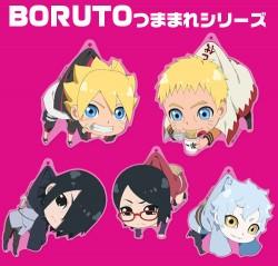 NARUTO-ナルト-/BORUTO-ボルト- NARUTO NEXT GENERATIONS/ミツキ アクリルつままれキーホルダー