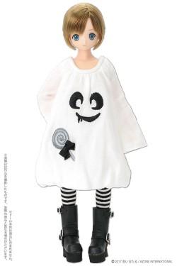 AZONE/Pureneemo Original Costume/POC428【1/6サイズドール用】PNSキャンディおばけワンピ