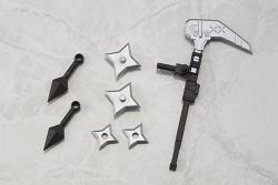 フレームアームズ/フレームアームズ・ガール/キューポッシュ FAガール 迅雷 PVC塗装済み可動フィギュア
