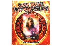 新日本プロレスリング/新日本プロレスリング/光るICカードステッカー 棚橋弘至