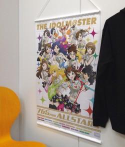 THE IDOLM@STER/THE IDOLM@STER/765PROオールスターズ タペストリー MUSIC FESTIV@L Ver.
