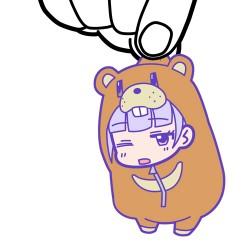 NEW GAME!/NEW GAME!!/涼風青葉 クマさん寝袋Ver.つままれキーホルダー