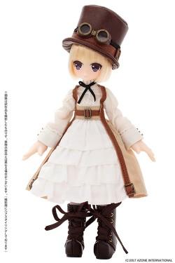 AZONE/Lil' Fairy/Lil' Fairy ~ちいさなお手伝いさん~ リアム(リクエスト総選挙受注生産品) PID010-LLR