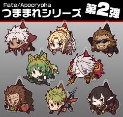 Fate/Fate/Apocrypha/赤のライダー アクリルつままれストラップ