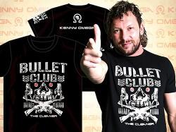新日本プロレスリング/新日本プロレスリング/ケニー・オメガ「BC BONE DROID」Tシャツ