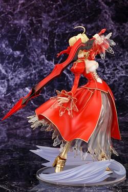 Fate/Fate/EXTRA/セイバー・エクストラ 1/7PVC塗装済み完成品フィギュア