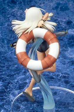 艦隊これくしょん -艦これ-/艦隊これくしょん -艦これ-/艦隊これくしょん -艦これ- 呂500 PVC製塗装済み完成品