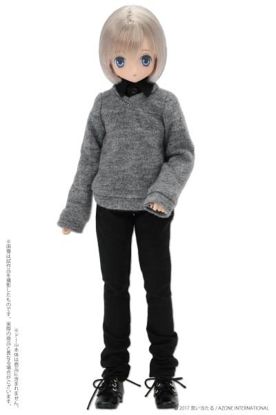 AZONE/Pureneemo Original Costume/ALB188【1/6サイズドール用】PNXS長袖Vネックセーター