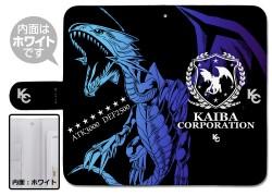 遊☆戯☆王/遊☆戯☆王デュエルモンスターズ/ブルーアイズ・ホワイト・ドラゴン手帳型スマホケース158
