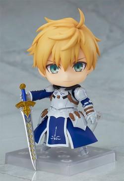 Fate/Fate/Grand Order/ねんどろいど セイバー/アーサー・ペンドラゴン〔プロトタイプ〕 霊基再臨 Ver. ABS&PVC 塗装済み可動フィギュア