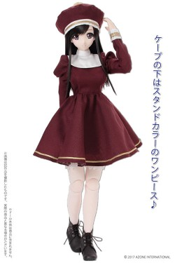 AZONE/50 Collection/FAO085-BRD【48/50cmドール用】ホーリーナイト♥デート服セット