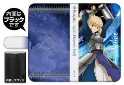 Fate/Fate/stay night[Heaven's Feel]/セイバー手帳型スマホケース148