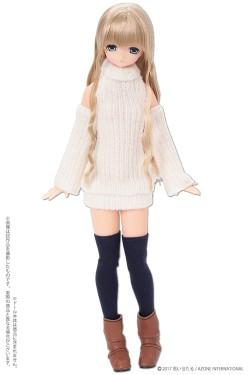 AZONE/Pureneemo Original Costume/PNM170【1/6サイズドール用】PNM タートルニットワンピース