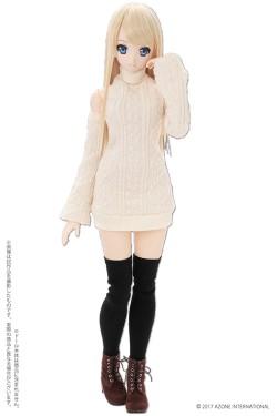 AZONE/50 Collection/FAR224【48/50cmドール用】50 編み上げスエードブーツ
