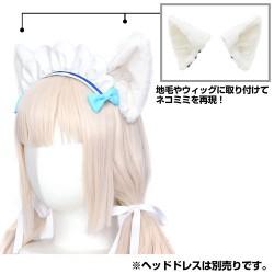ネコぱら/ネコぱら/【早得】ねこみみ&しっぽセット バニラVer.