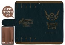 グランクレスト戦記/グランクレスト戦記/騎士の聖印 手帳型スマホケース158