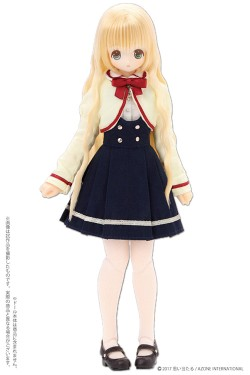 AZONE/Pureneemo Original Costume/POC433【1/6サイズドール用】PNS ボレロ制服セット