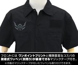 グランクレスト戦記/グランクレスト戦記/騎士の聖印 ワッペンベースワークシャツ
