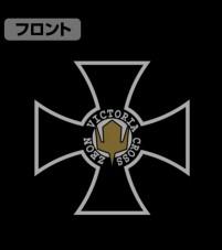 ガンダム/機動戦士ガンダム/ジオン勲功十字章 Tシャツ