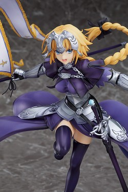 Fate/Fate/Grand Order/ルーラー/ジャンヌ・ダルク 1/7 ABS&PVC 塗装済み完成品