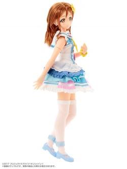 ラブライブ!/ラブライブ!サンシャイン!!/1/6 ピュアニーモキャラクターシリーズ 106 『ラブライブ!サンシャイン!!』 国木田花丸 PND106-KHM