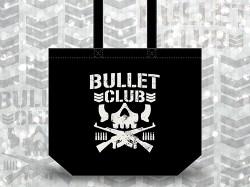 新日本プロレスリング/新日本プロレスリング/BULLET CLUB ラージトートバッグ