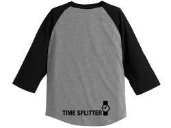 新日本プロレスリング/新日本プロレスリング/KUSHIDA「BTTF」ラグラン七分袖Tシャツ
