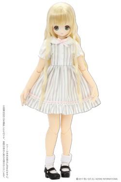 AZONE/Pureneemo Original Costume/POC438【1/6サイズドール用】PNS ミルキーワンピース