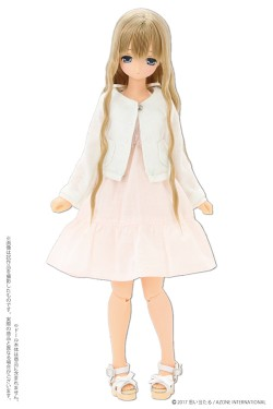 AZONE/Pureneemo Original Costume/POC439【1/6サイズドール用】PNS マシュマロカーディガン