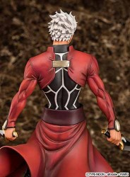 Fate/Fate/stay night - UNLIMITED BLADE WORKS/アーチャー Route:Unlimited Blade Works 1/7 PVC&ABS製塗装済み完成品