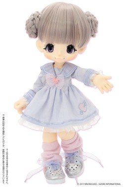 AZONE/KIKIPOP!/KPT062【KIKIPOP!用】きのこプラネット「初恋♥乙女 セーラーワンピースセット」