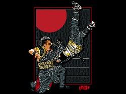 新日本プロレスリング/新日本プロレスリング/後藤洋央紀「牛殺し」Tシャツ
