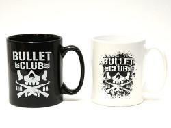 新日本プロレスリング/新日本プロレスリング/マグカップ BULLET CLUB(ブラック)