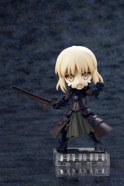 Fate/Fate/Grand Order/キューポッシュ アルトリア・ペンドラゴン〔オルタ〕