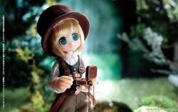 AZONE/Lil' Fairy/Lil' Fairy ~ちいさなお手伝いさん~メム POD024-LFM