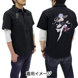 Re:ゼロから始める異世界生活/Re:ゼロから始める異世界生活/★限定★レム 刺繍ワークシャツ