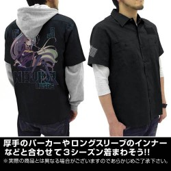 ノーゲーム・ノーライフ/ノーゲーム・ノーライフ/「白」 フルカラーワークシャツ
