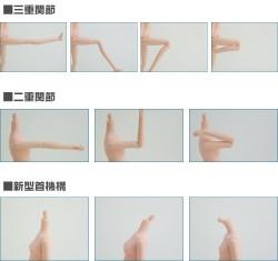 オビツ製作所/Obitsu Body/25cm女性オビツボディ (マグネット無し)