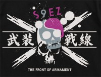 s9ez/s9ez/★限定★s9ez_武装戦線 Tシャツ 限定版