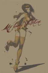 カウボーイビバップ/カウボーイビバップ/★ジーストア10周年限定★フェイ・ヴァレンタインTシャツ