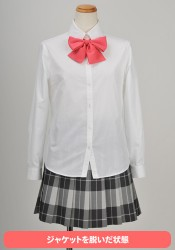 這いよれ!ニャル子さん/這いよれ!ニャル子さん/市立昂陵高等学校 女子制服 ジャケットセット