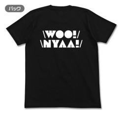 這いよれ!ニャル子さん/這いよれ!ニャル子さん/単調なうー!にゃー!のリズムTシャツ