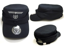 ガンダム/機動戦士ガンダム/ジオン刺繍ミリタリーキャップ