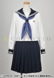 氷菓/氷菓/【早得】神山高校女子制服 スカート