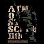 装甲騎兵ボトムズ/装甲騎兵ボトムズ/ATM-09-ST Tシャツ