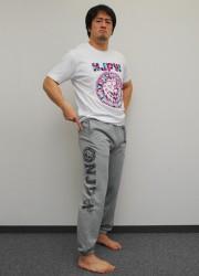 新日本プロレスリング/新日本プロレスリング/ライオンマークスウェットパンツ