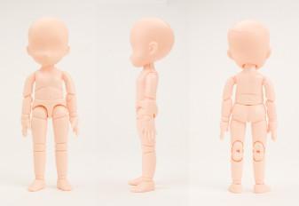 オビツ製作所/Obitsu Body/11BD-D01N 11cmオビツボディ ナチュラル